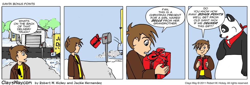 Santa Bonus Poin