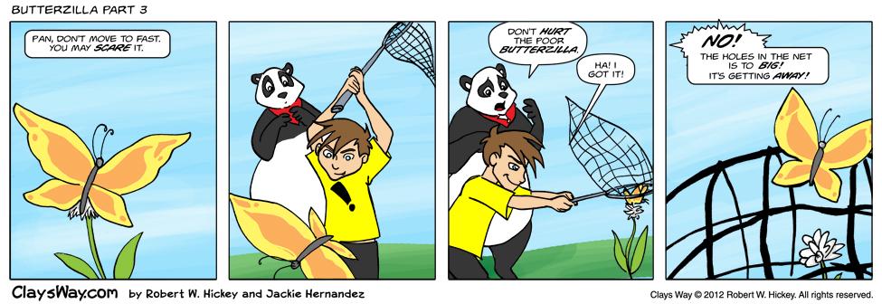 Butterzilla 3